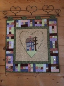 House Warming Quilt